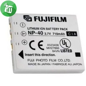 Fujifilm NP40 Li-Ion Rechargeable Battery