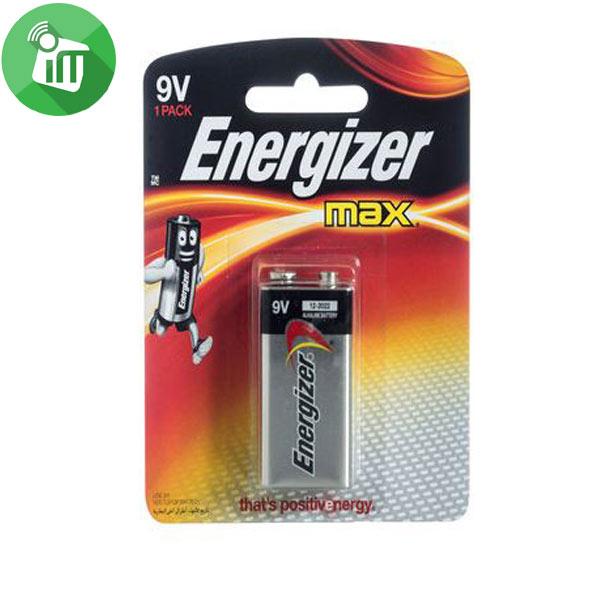 Energizer 1PCS Size 9V Max Batteries