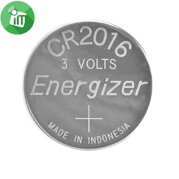 Energizer Lithium Battery CR2016 - 3V