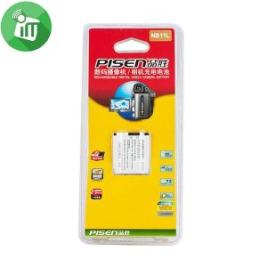 Pisen NB11L Camera Battery Charger for Canon IXUS