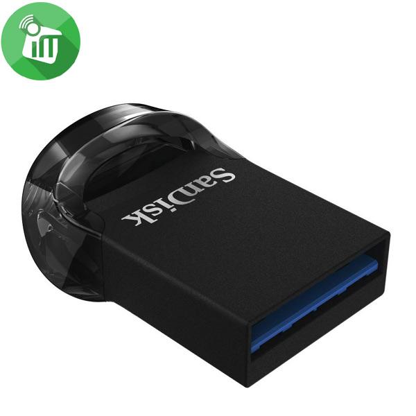 SanDisk Ultra Fit usb 3.1 Flash Drive 128GB