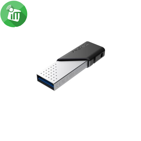 Silicon Power xDrive Z50 Lightning OTG USB 3.1 Flash Drive