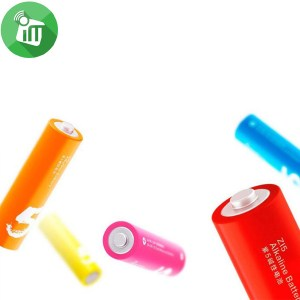 Xiaomi ZI5 Mi Rainbow AA LR6 Alkaline Battery