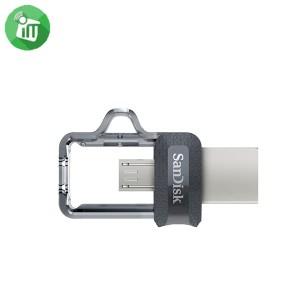 SanDisk Ultra Dual Drive 16GB Micro USB M3.0 OTG Flash Drive