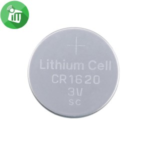 qoop Lithium Ion Battery CR1620 3V