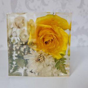Cube Flower Preservation