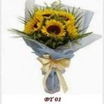 BT01-1 Bunga Tangan