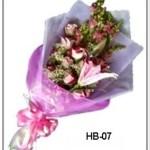 HB07-1 Bunga Tangan
