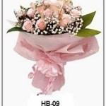 HB09-1 Bunga Tangan