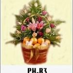 PBB06-1 Parcel Bunga Dan Buah