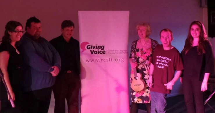 NETA Charity Night Ashington Football Club 7 June 2014  #givingvoiceuk #ICP2014