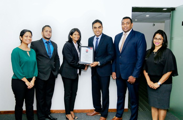 HealthRecon Connect Pvt Ltd Recognized a Great Place to Work - Salt.lk