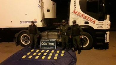 Photo of Decomisaron más de 130 kilos de cocaína en Pocitos