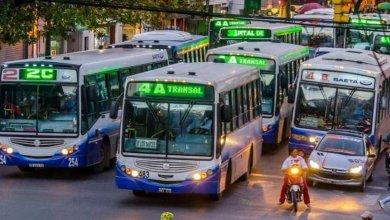 Photo of Circularán menos colectivos en Salta durante el feriado