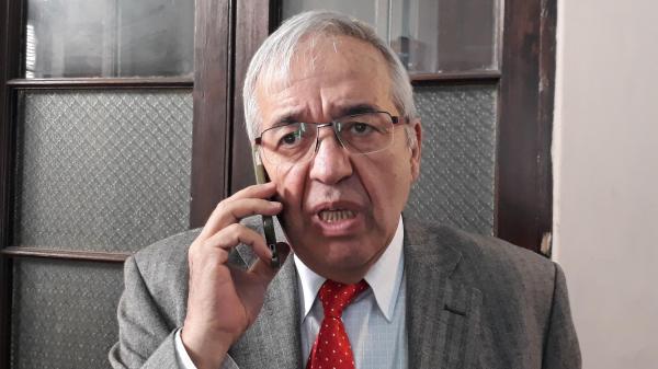 El presidente de la Cámara de Diputados de Salta, Manuel Godoy, se refirió al acuerdo entre Miguel Ángel Pichetto y Mauricio Macri - Fuente: Salta 4400.