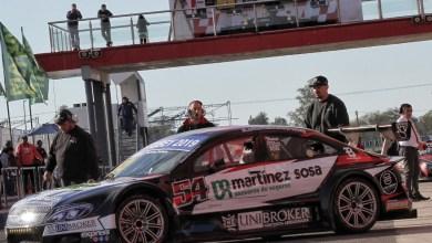 """Photo of Marcos Urtubey """"se siente motivado"""" para la 5ta carrera del Top Race Series"""