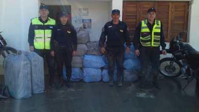 Photo of Detuvieron a dos personas que contrabandeaban hojas de coca