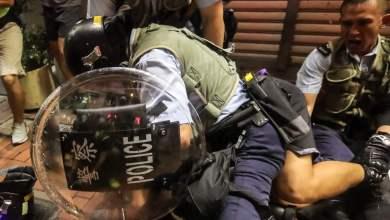 Photo of Hong Kong: grandes enfrentamientos entre policías y manifestantes