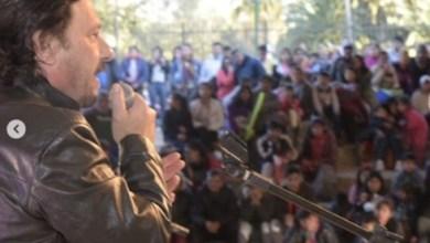 "Photo of José de Álzaga sobre el video de ""Sáenz cantando"""