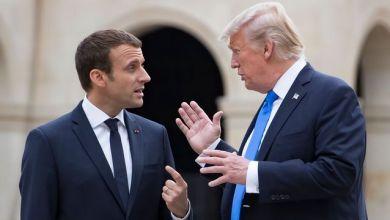 Photo of Trump alerta a Macron que no puede hablar con Irán en nombre de EE.UU