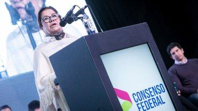 """Photo of Graciela Camaño: """"El Gobierno está tomando medidas paliativas que son parte de la campaña"""""""