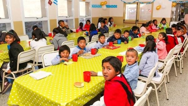Comedor en Salta