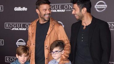 """Photo of Ricky Martin anuncia que va a ser padre por cuarta vez: """"¡Estamos embarazados!"""""""