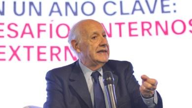 Photo of Roberto Lavagna: «El problema más urgente a resolver es la grieta»