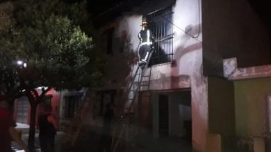 Photo of Se incendió una vivienda en la capital