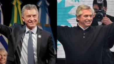 Photo of Macri recibe a Fernández en la Casa Rosada para iniciar la transición