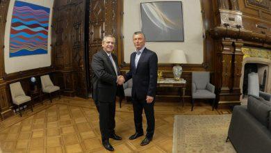 Photo of Macri encabeza una reunión de Gabinete luego de la reunión con Fernández