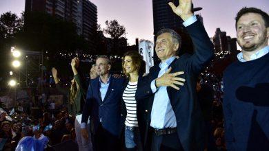 Photo of Macri y Vidal juntos en la marcha del «Sí, se puede»