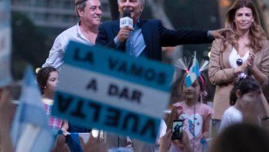 """Photo of Macri encabeza la marcha del """"Sí, se puede"""" en Rosario"""