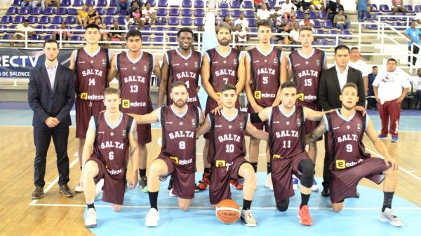 Salta Basket -Fuente: prensa Salta Basket