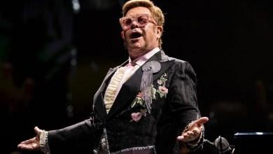 Photo of Victoria y David Beckham presentaron el espectacular show de Elton John en «Together At Home»