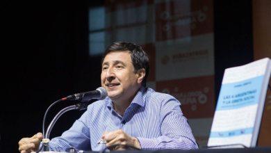 """Photo of """"A mí me gusta mucho lo que está encarando Máximo Kirchner"""", aseguró Daniel Arroyo"""
