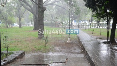 Photo of Después de días con temperaturas altas, llegó la lluvia
