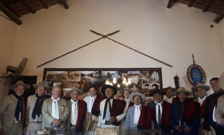 Lista integración - Fuente: Facebook Agrupacion Tradicionalista de Salta Gauchos de Güemes