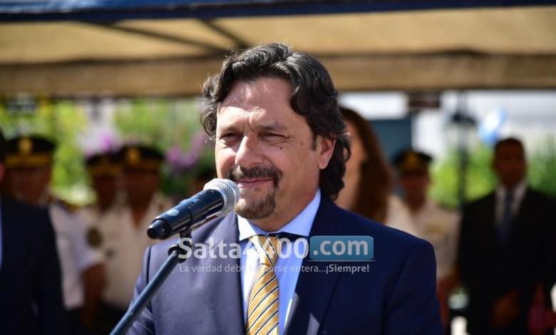 Gustavo Saénz - Fuente: Salta4400