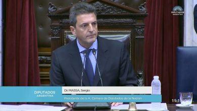 """Photo of """"Hay claramente gerentes okupas del gobierno anterior"""", criticó Sergio Massa"""