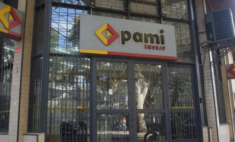 Oficinas del PAMI