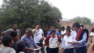 Photo of Cafayate: el ministro de Producción y Desarrollo Sustentable atiende reclamos