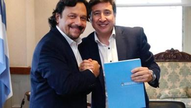 Photo of Sáenz recibió al ministro Arroyo y viaja nuevamente al norte
