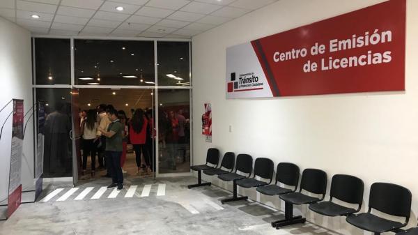 Centro Emisor de Licencias - Foto: Municipalidad de Salta