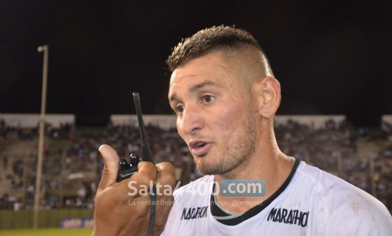 Gonzalo Ríos - Foto: Salta4400.com -Derechos Reservados-