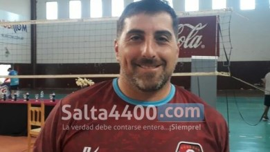 "Photo of Salta Voley: ""Un orgullo y una responsabilidad tremenda"""