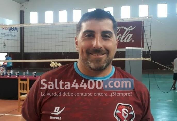 Juan Ulloa - Foto: Salta4400.com - Derechos Reservados-