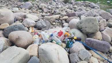 Photo of Piden que cuiden la limpieza los que asisten al río Vaqueros