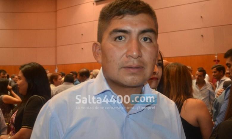 Alberto Carral - Foto: Salta4400.com -Derechos Reservados-