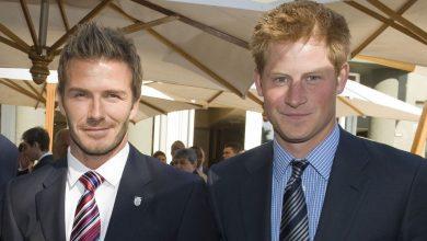 Photo of David Beckham reveló su impresión sobre las reciente decisiones del príncipe Harry